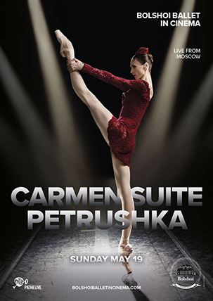 CARMEN SUITE/PETRUSHKA (2019)