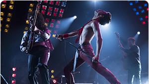 Actie Bohemian Rhapsody