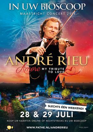 André Rieu - Maastricht Concert 2018