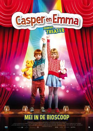 Kleuterbios: Casper en Emma maken theater