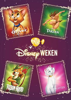 Pathé Disneyweken