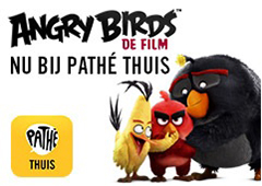 Angry Birds Pathé thuis