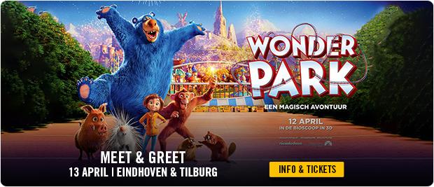 Meet & Greet Wonderpark