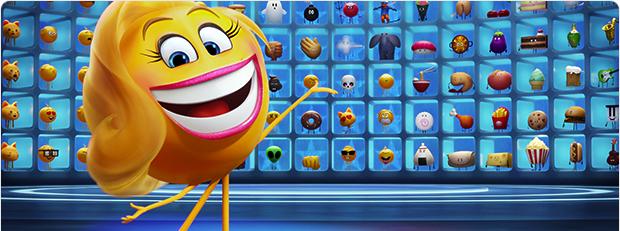 Pathé Quiz: Emoji's