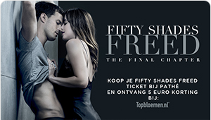Fifty Shades actie