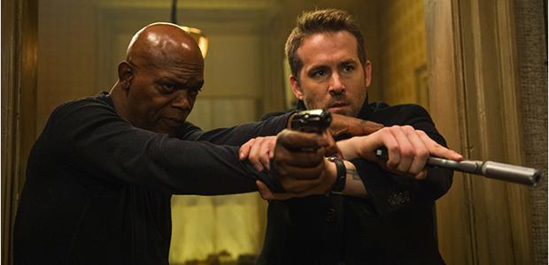 Nieuw bij Pathé: The Hitman's Bodyguard