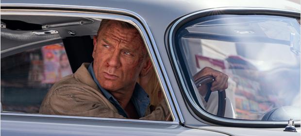 007 is terug!