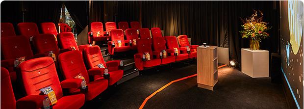 De kleinste bioscoop van Nederland