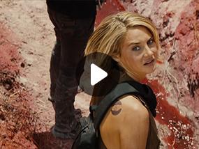 Divergent: Allegiant