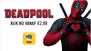 Deadpool bij Pathé Thuis