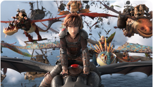 Voorpremière - How To Train Your Dragon 3