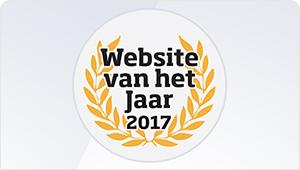 Pathe.nl genomineerd