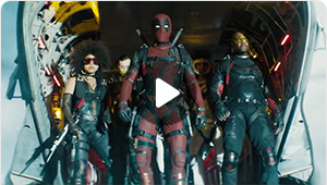 Nieuwe trailer Deadpool 2