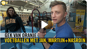 Interview Gek van Oranje