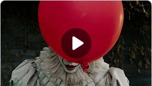 Horrorfilm It - trailer