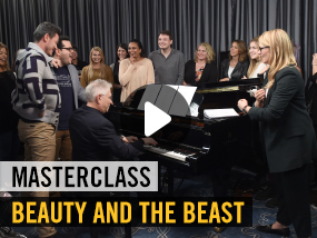 Masterclass Beauty and the...