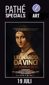 LEONARDO DA VINCI - THE GENIUS IN MILAN