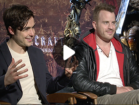 Warcraft: The (...) - interview