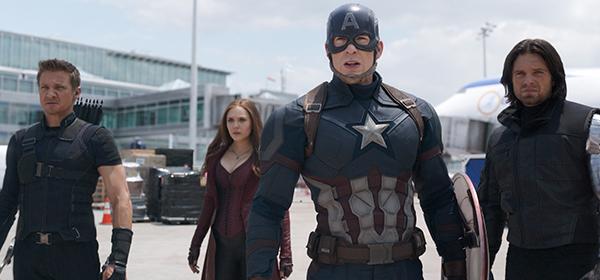 Het is Captain America vs. Iron Man in Civil War