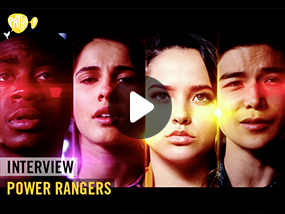 Power Rangers - interview