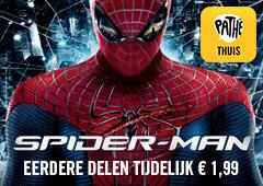 Spider-Man thuis