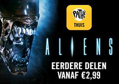 Spot Aliens vanaf je bank