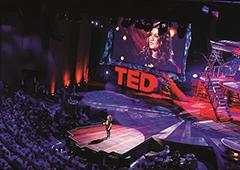 Live in de bios: TED 2017