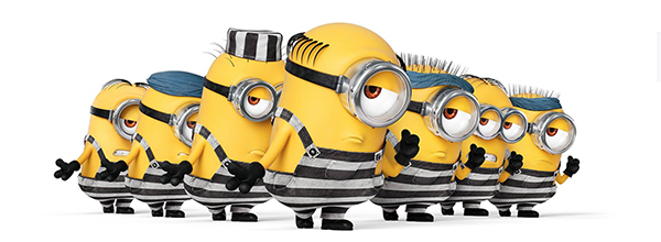 Pathé Quiz: Despicable Me 3